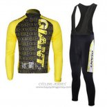 2010 Jersey Giant Long Sleeve Black And Yellow