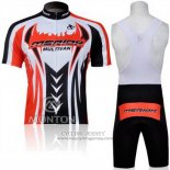 2011 Jersey Merida Black And Red