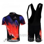 2012 Jersey Nalini Red And Black