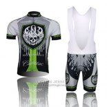 2013 Jersey Rock Racing Black And Green