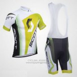 2013 Jersey Scott White And Yellow