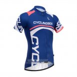 2014 Jersey Fox CyclingBox Blue