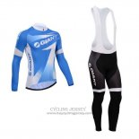 2014 Jersey Giant Long Sleeve Sky Blue