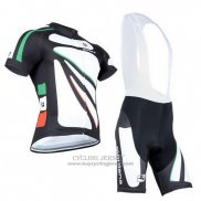 2014 Jersey Giordana Black And White