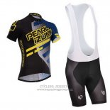 2014 Jersey Pearl Izumi Black And Yellow