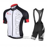 2015 Jersey Specialized Black And White