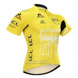 2015 Jersey Tour de France Yellow
