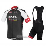 2016 Jersey Bora Black And Red