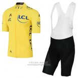2017 Jersey Tour de France Yellow