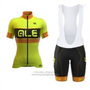 2017 Jersey Women ALE Graphics Prr Bermuda Yellow