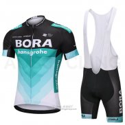 2018 Jersey Bora Green and Black