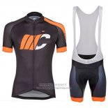 2018 Jersey Cipollini Easy Black and Orange