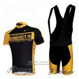 2009 Jersey Livestrong Yellow And Black