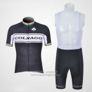 2011 Jersey Colnago White And Black