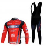 2011 Jersey Giant Long Sleeve Black And Red