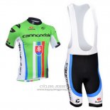 2013 Jersey Cannondale Champion Slovacchia