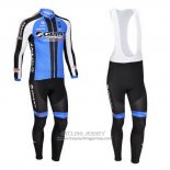 2013 Jersey Giant Long Sleeve Black And Blue