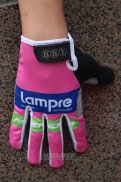 2014 Lampre Full Finger Gloves