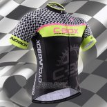 2015 Jersey Fox CyclingBox Black And Green