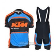 2015 Jersey KTM Blue And Orange