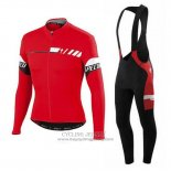 2015 Jersey Specialized Long Sleeve Deep Red