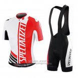 2015 Jersey Specialized Red And White