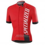 2016 Jersey Specialized Bright Red And Black