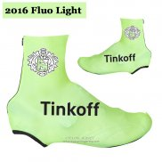 2016 Saxo Bank Tinkoff Shoes Cover Green