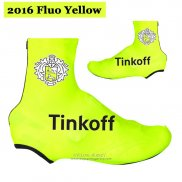 2016 Saxo Bank Tinkoff Shoes Cover Yellow