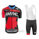 2018 Jersey BMC Red and Black