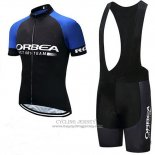 2018 Jersey Orbea Black and Blue
