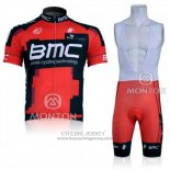 2011 Jersey BMC Red And Black