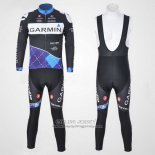 2011 Jersey Garmin Champion Neozelandese Long Sleeve