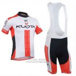 2013 Jersey Kuota Red And White