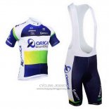 2013 Jersey Orica GreenEDGE Blue
