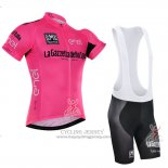 2016 Jersey Giro d'Italia Pink And Black