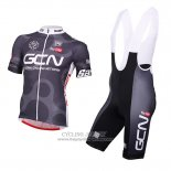 2016 Jersey Global Cycling Network Gray And Red