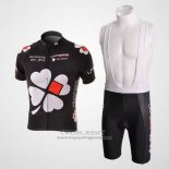 2010 Jersey FDJ White And Black
