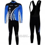 2011 Jersey Giant Long Sleeve Black And Blue