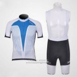 2011 Jersey Santini Light Blue And White