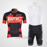 2012 Jersey BMC Black And Red