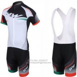 2013 Jersey NorthWave Black And White