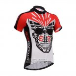 2014 Jersey Fox CyclingBox Black And Red