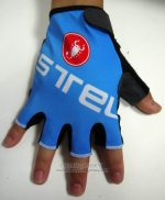 2015 Castelli Gloves Corti Blue