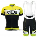 2016 Jersey ALE Black And Yellow