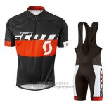 2016 Jersey Scott Black And Red