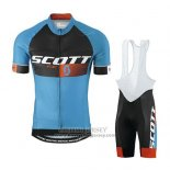2016 Jersey Scott Blue And Orange