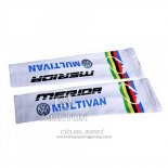 2010 Merida Arm Warmer White