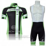 2011 Jersey Cannondale White And Green