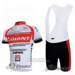 2011 Jersey Giant White And Red